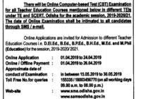 SCERT Odisha Online Registration 2020