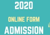 D.El.Ed Admission 2020 CG